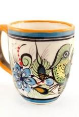 Wild Bird Latte Cup