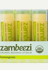 Zambia, Lip Balm Single Lemongrass