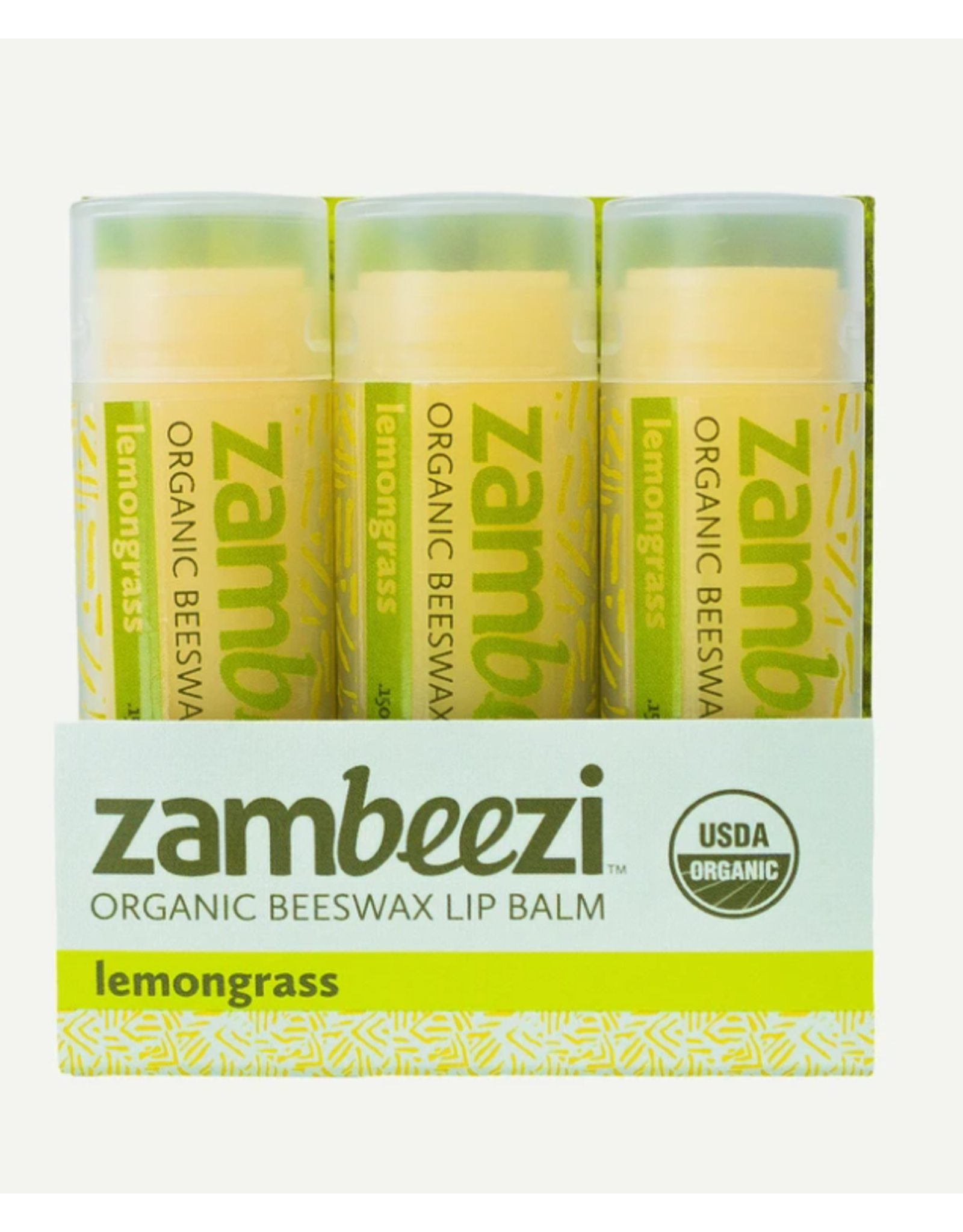 SINGLE Balm Lemongrass, Zambia