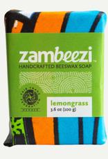 zambia, Beeswax Soap Lemongrass