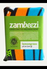 Beeswax Soap Lemongrass, Zambia