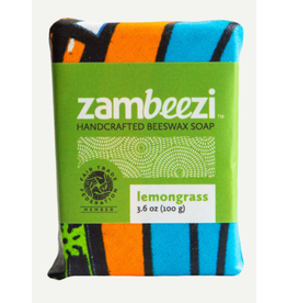 Beeswax Soap Lemongrass, Zambia