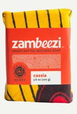 zambia, Beeswax Soap Cassia