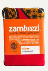 zambia, Beeswax Soap Clove