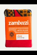 Beeswax Soap Clove, Zambia