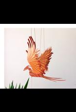 Tulia's Phoenix Firebird Mobile, Columbia
