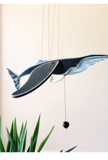 Tulia's  Flying Mobile Whale