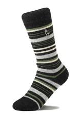 Alpaca Socks, Moss