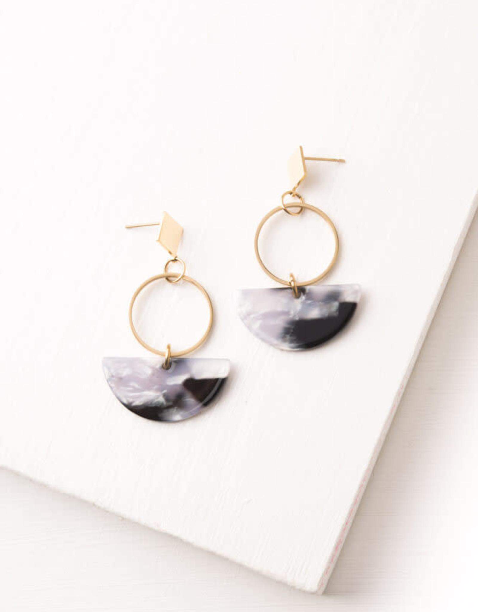 Ivy Gray Earrings