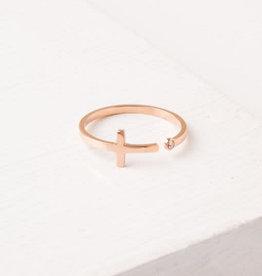Magdalene Rose Gold Ring