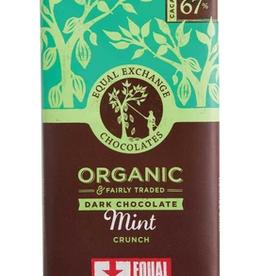 Organic Dark Chocolate Mint Crunch