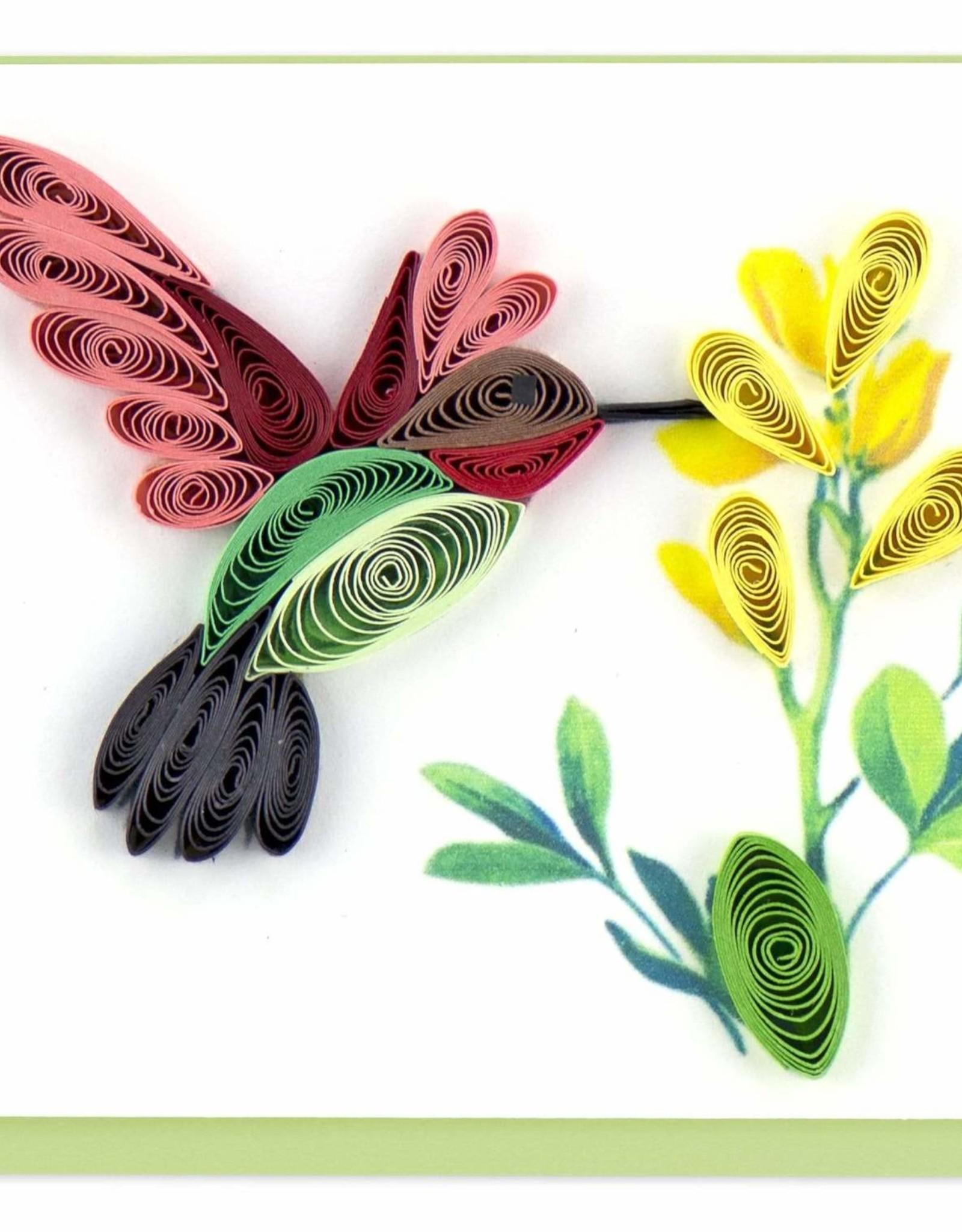 Hummingbird Gift Enclosure