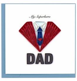 Vietnam, Quill Card Superhero Dad
