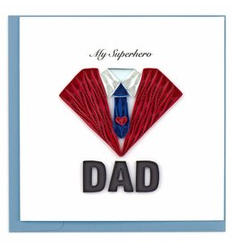 Vietnam, Quill Card Superhero Dad