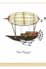 Vietnam, Bon Voyage Quill Card