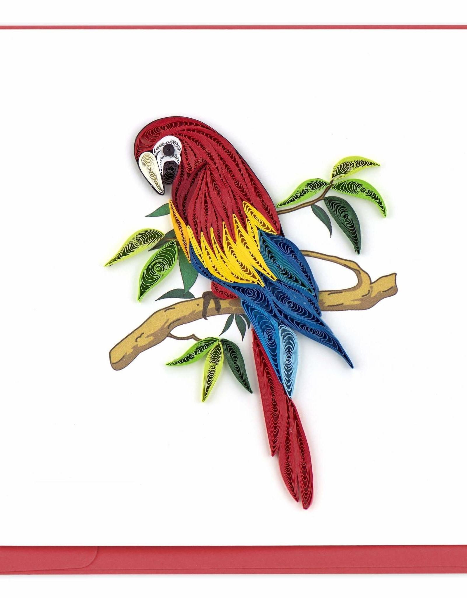 Vietnam, Quill Parrot