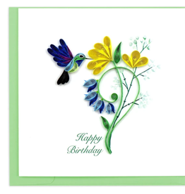 Vietnam, Birthday Hummingbird