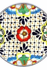 Dots and Flowers Wall Hanging/Trivet