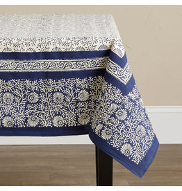 "Wildflower Tablecloth 90"" X 60"""