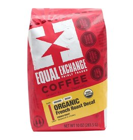 Organic French Roast, Decaf Ground, 10 oz