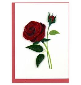 Rose,  Quill Gift Enclosure, Vietnam