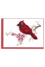 Cardinal Quill Enclosure