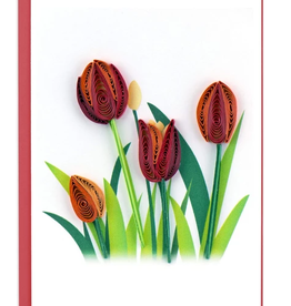Tulips  Quill Enclosure