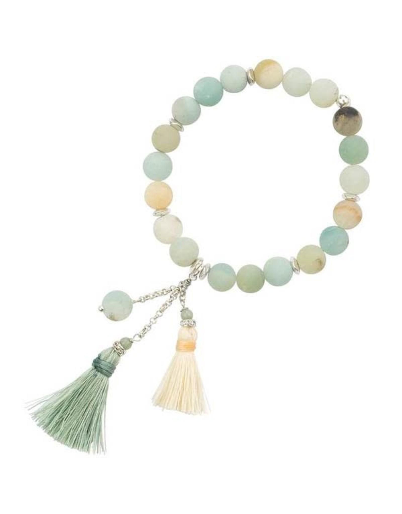Akha Bracelet- Mia Turquoise/Green