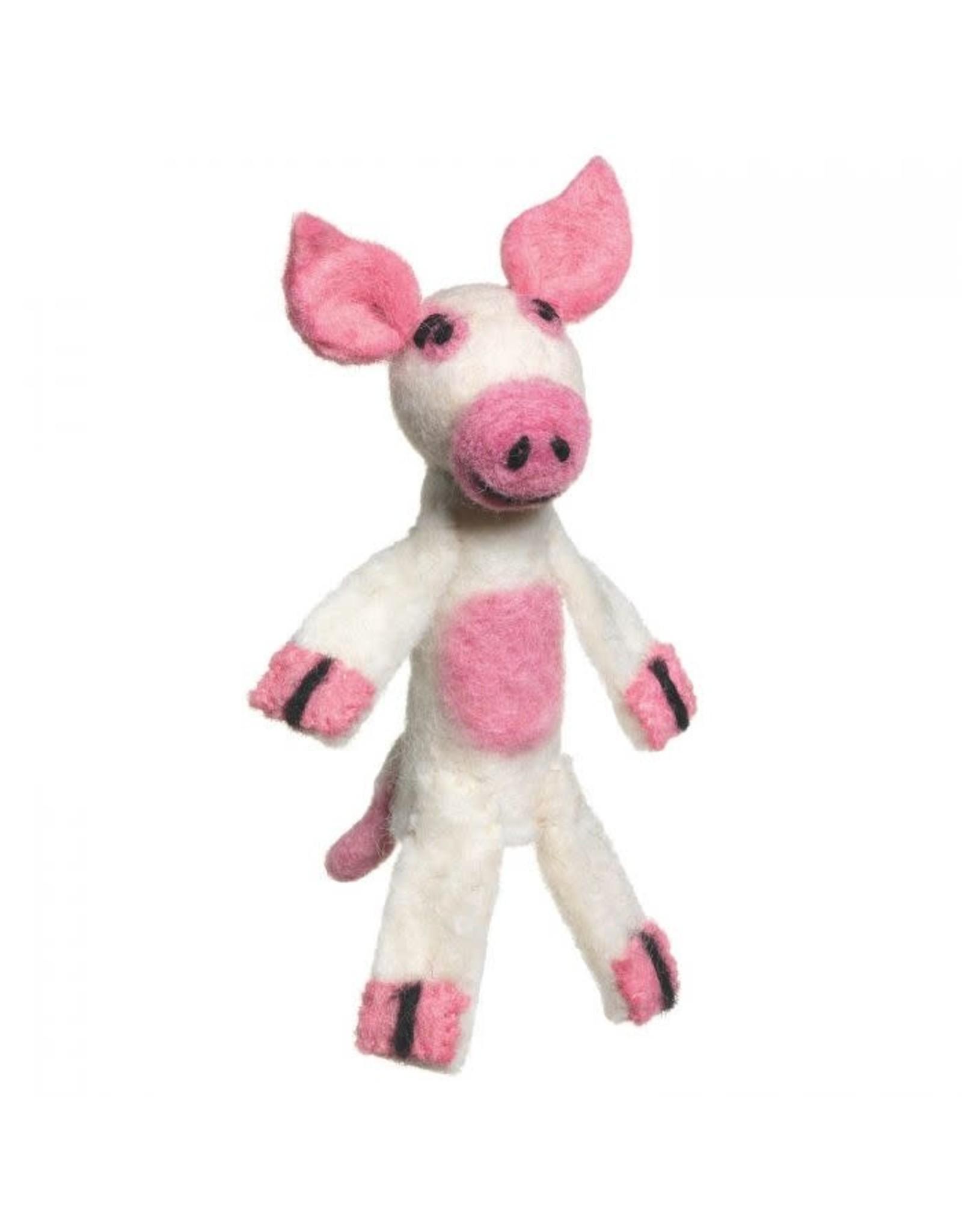 Pig Finger Puppet, Nepal