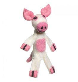 Finger Puppet, Pig