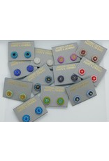 Earring Dots Studs,  Colors Vary