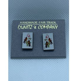 Art Studs,  HUMMINGBIRDS