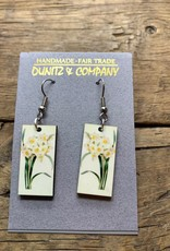 Dangle, Botanical, Daffodil