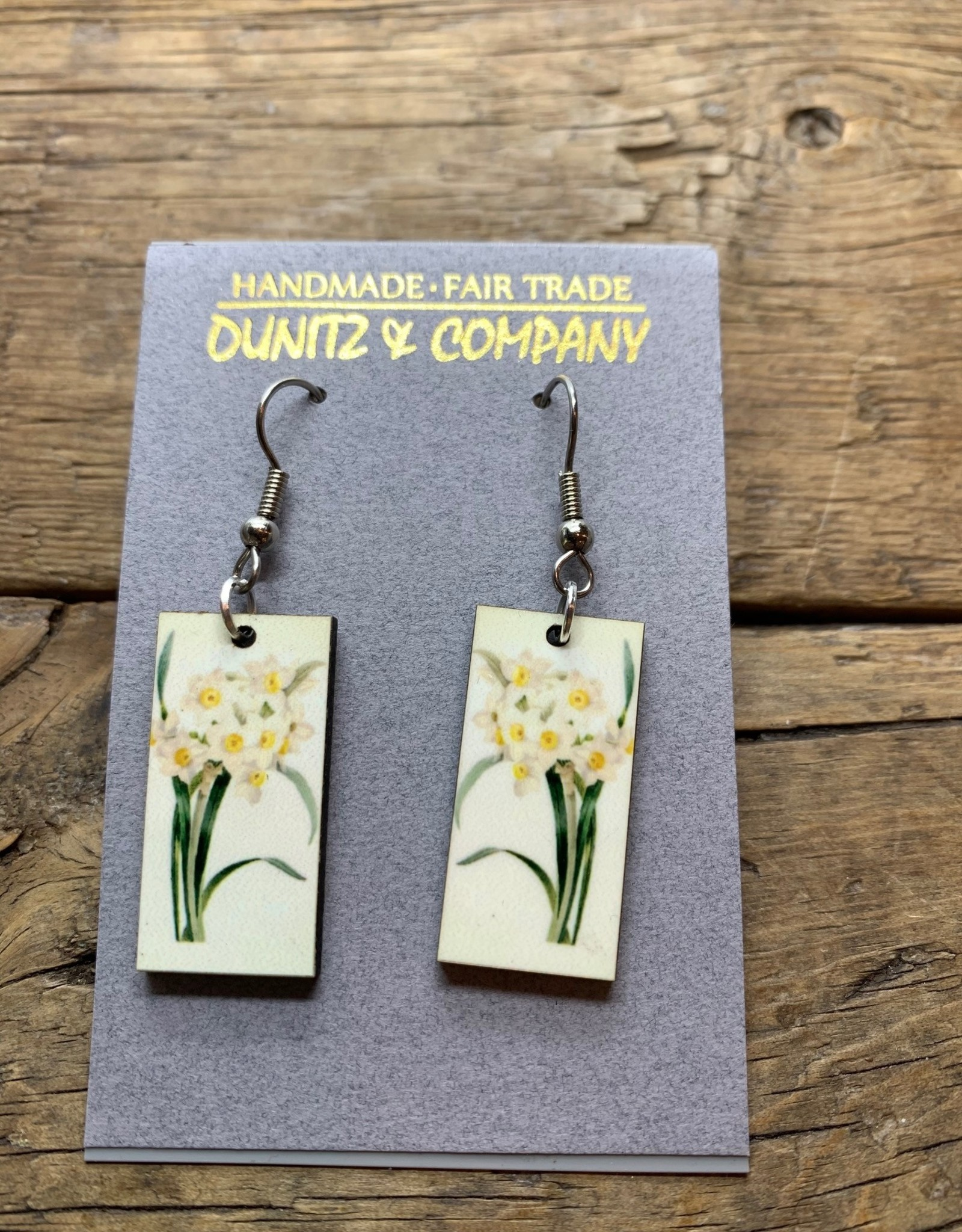 Botanical, Dangle, DAFFODIL