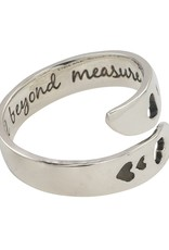Mexico, You Are Loved Adjustable Ring