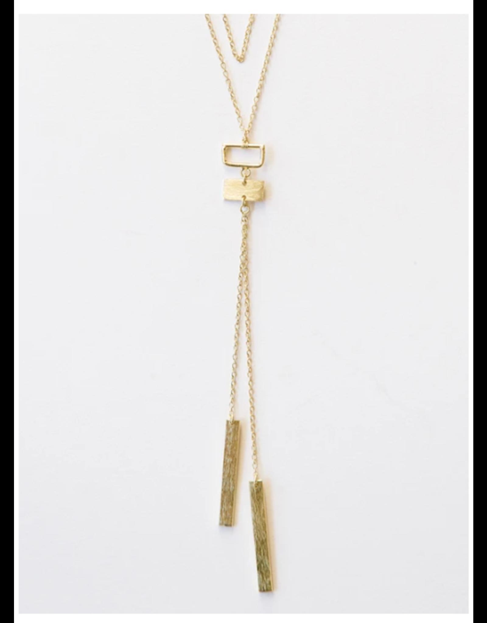 Bolo Necklace Gold, India