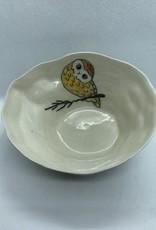 Ceramic Animal Bowl, Owl
