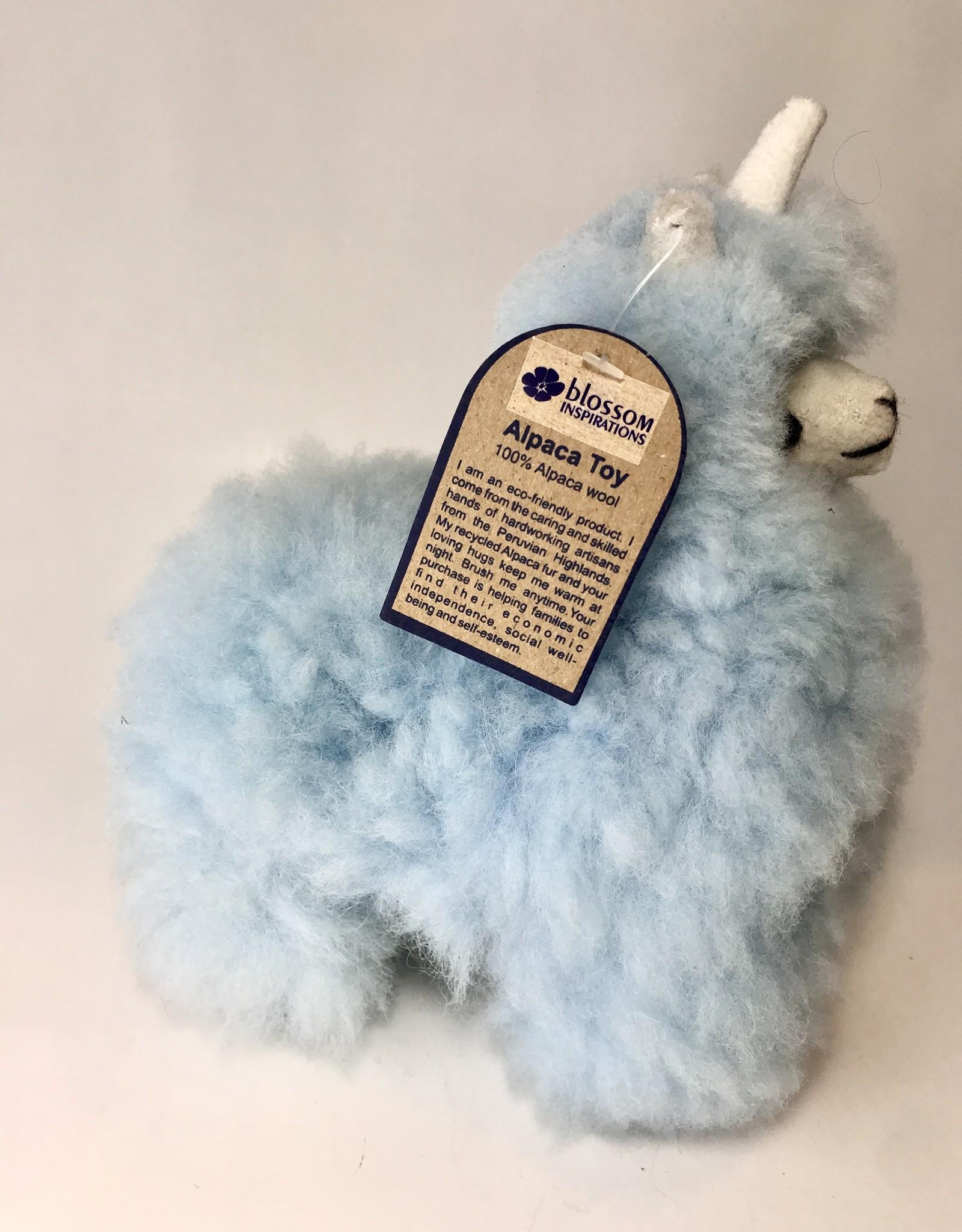 Alpaca Fur LlamaCorn, Lavender, Blue, Bright Pink