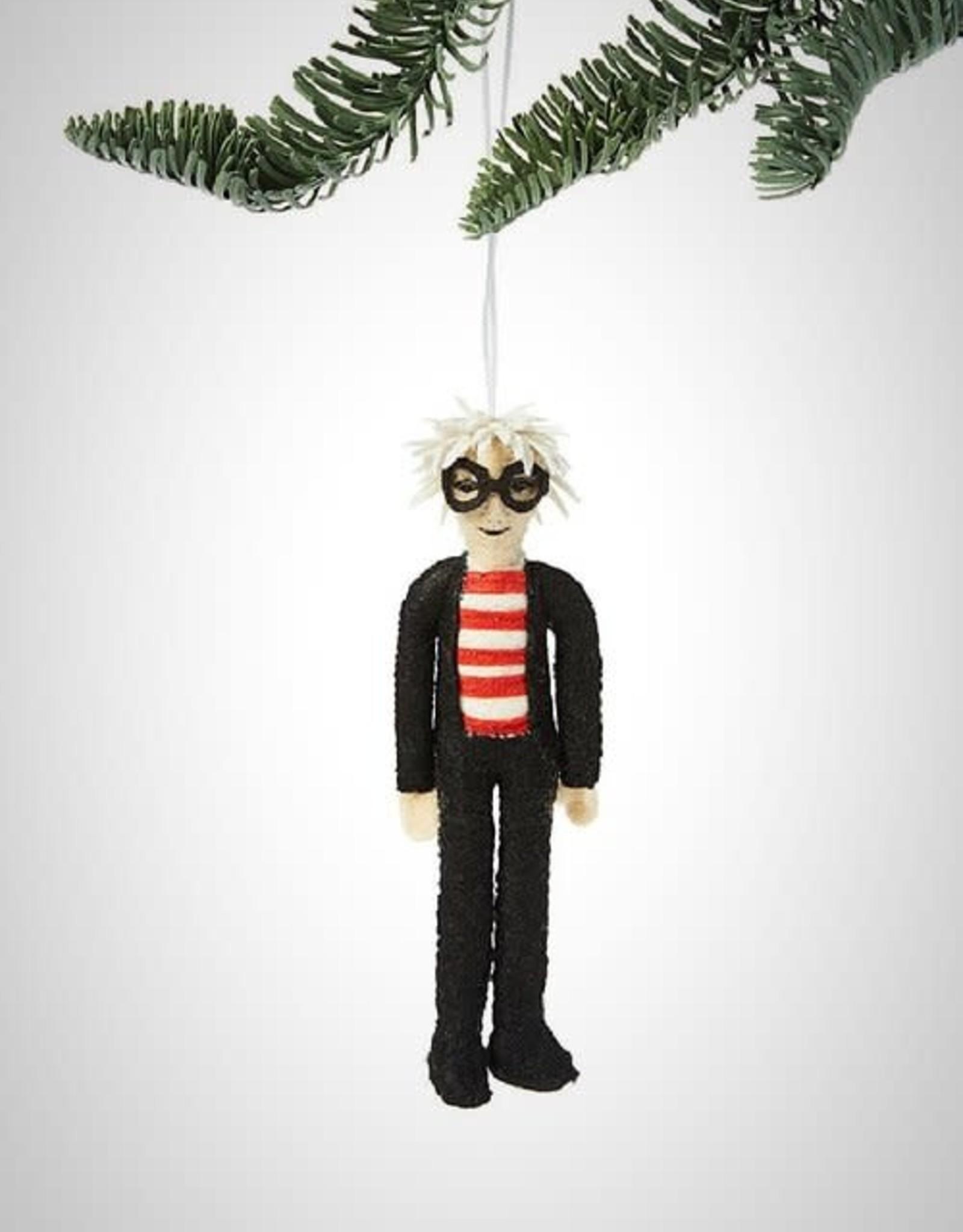 kyrgyzstan, Ornaments Andy Warhol