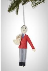 Ornament Mister Rogers, Kyrgyzstan