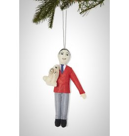 Ornaments Mister Rogers, Kyrgyzstan