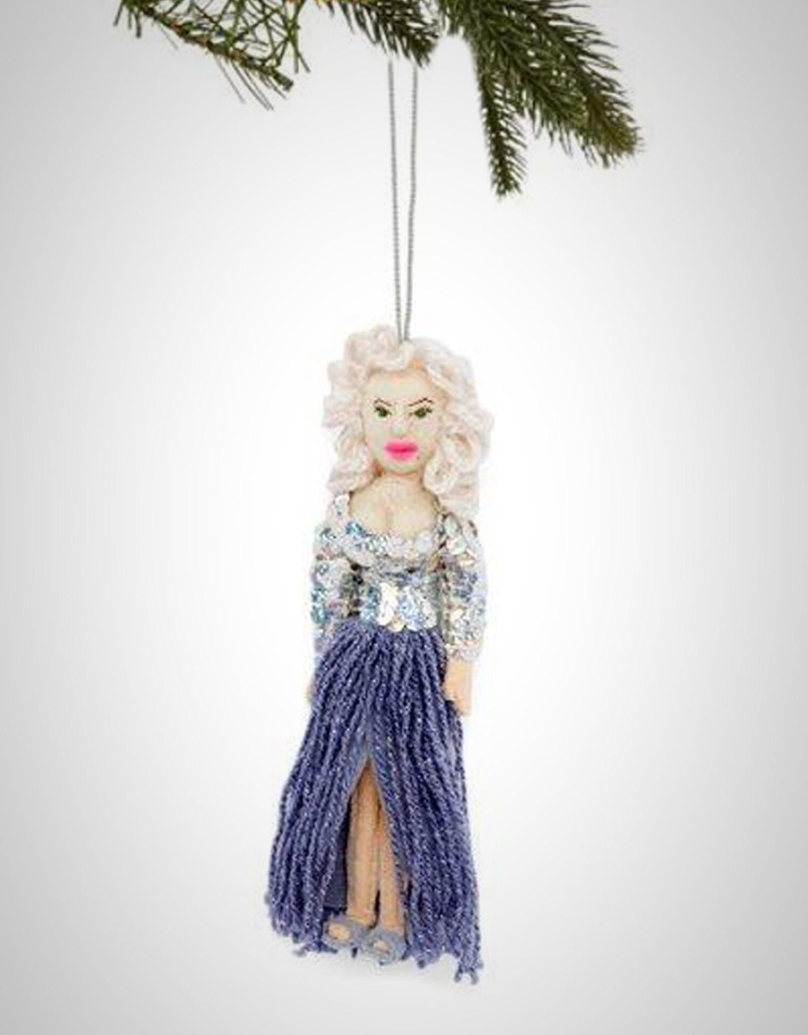 kyrgyzstan, Ornaments Dolly Parton
