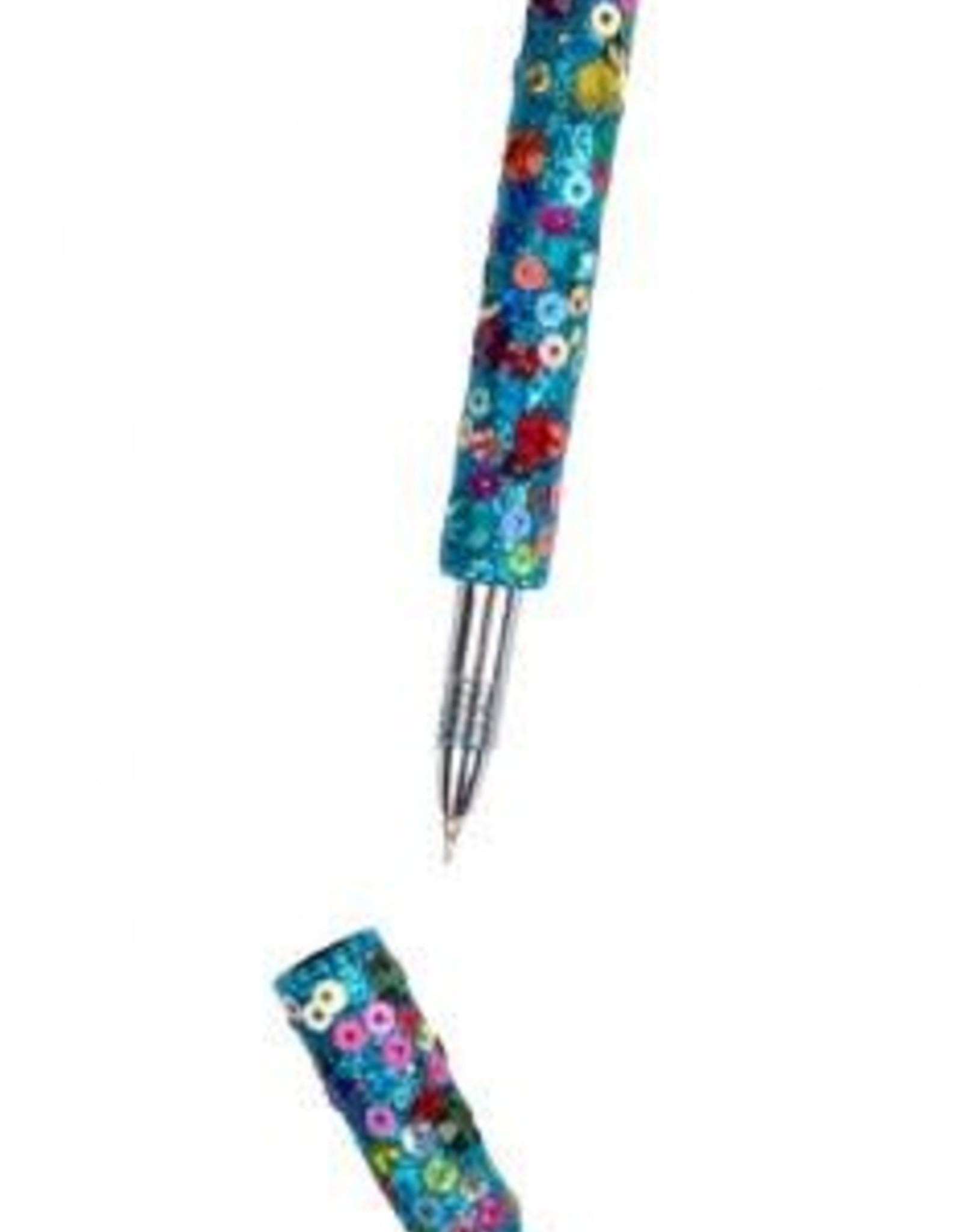 Sparkling Pen, Blue or Purple