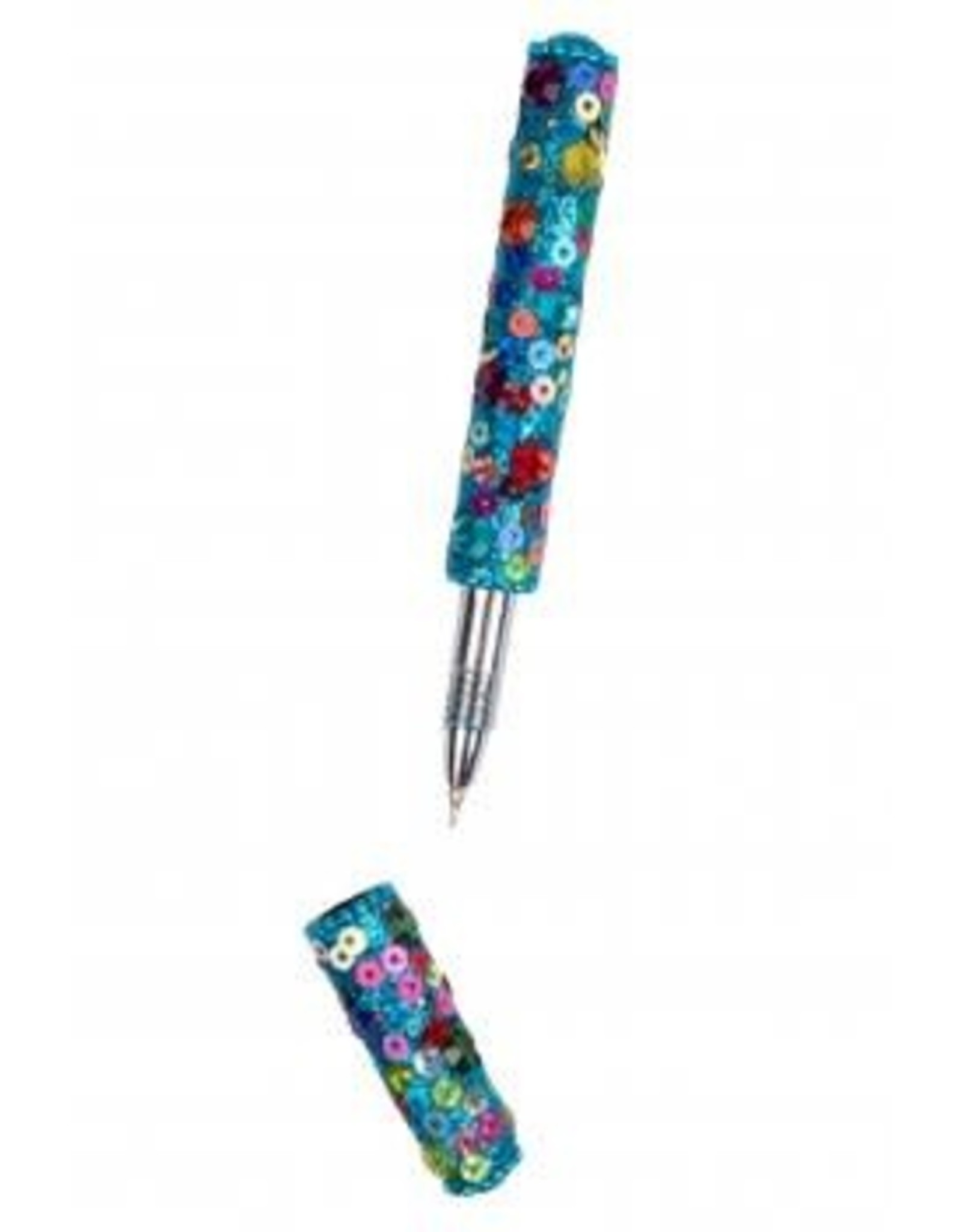 Sparkling Pen, Blue or Purple, India