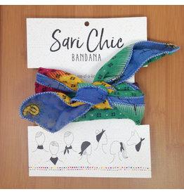 Sari Chic Bandana, India
