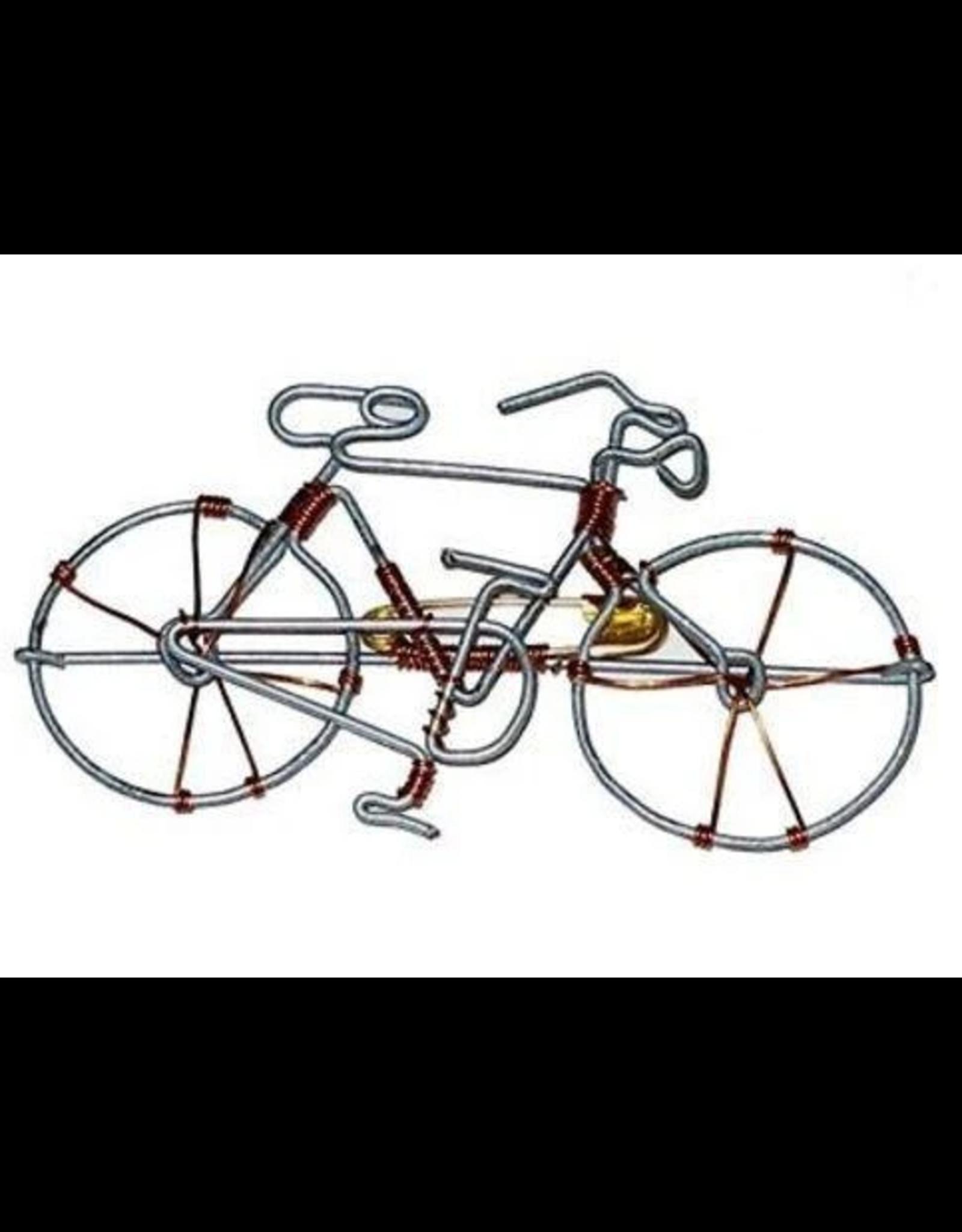 Kenya, Bicycle Pin