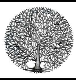 Fine Tree of Life Metal Art, Haiti