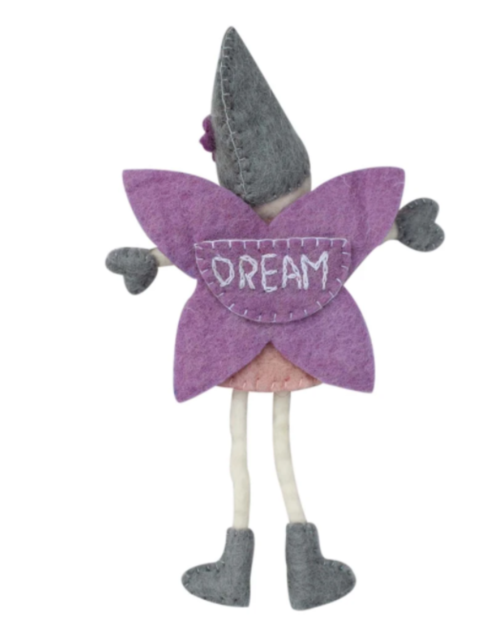 Nepal, Tooth Fairy  Cream w/ Hat no face