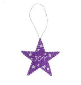 Joy Star Ornament, India