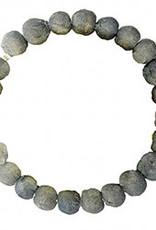 Kantha Chromatic Bracelet  Grey